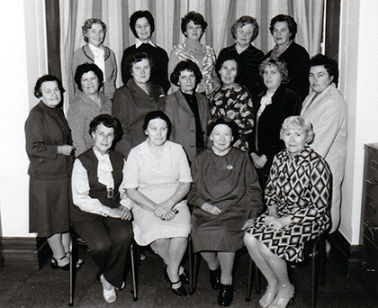 The Polish Ladies Circle, 1962